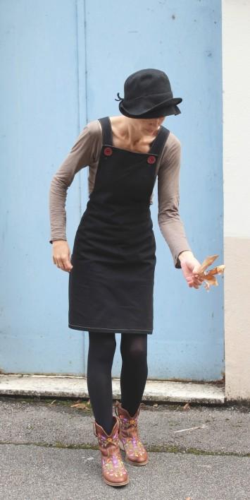 Robe tablier 2