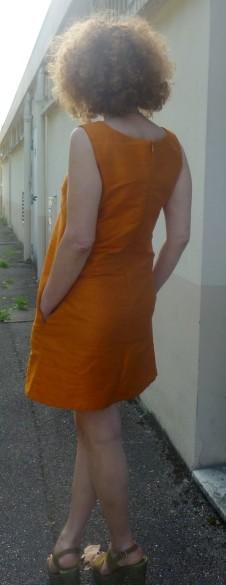 Robe rousse 3