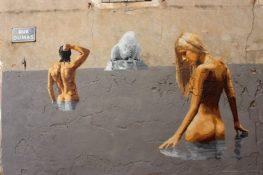 big-ben-street-art-les-conges-payes-nimes-2015-700x466
