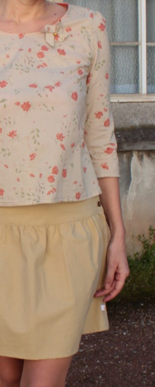 Ensemble beige 1