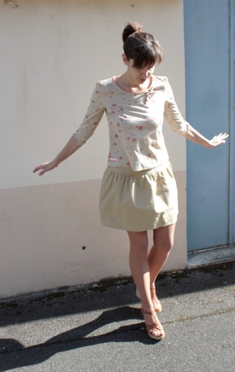 Ensemble beige 2