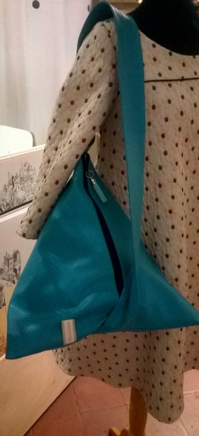 Berlingot turquoise 3