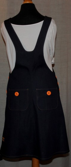 Chasuble jean nuit 3