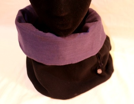 Snoo noir violet