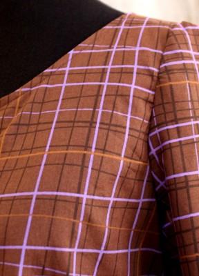 Tunique brun violet 3