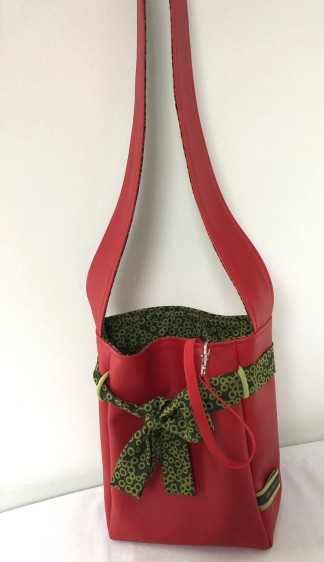 Papillote rouge 2