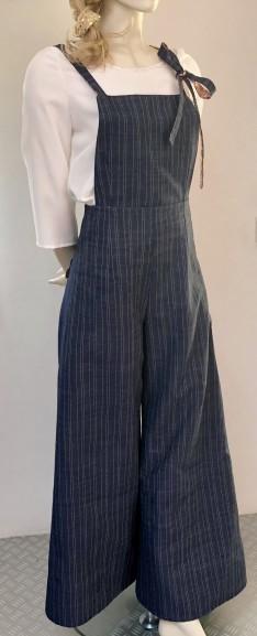 Salopette jeans 1
