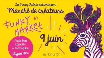 Affiche Funky Market