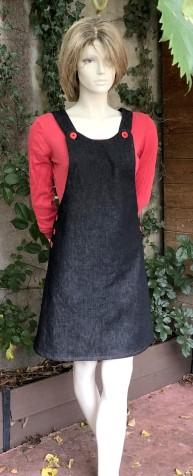 Chasu jean noir 38 1