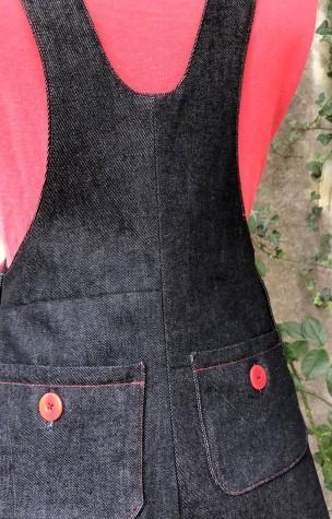 Chasu jean noir 38 3