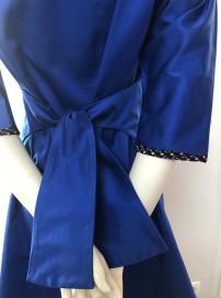 Mi K-Do Uni bleu biais noir 3