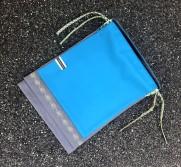 Sacoche bleue 1